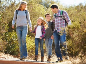 Familienwandern Rheuma Akademie