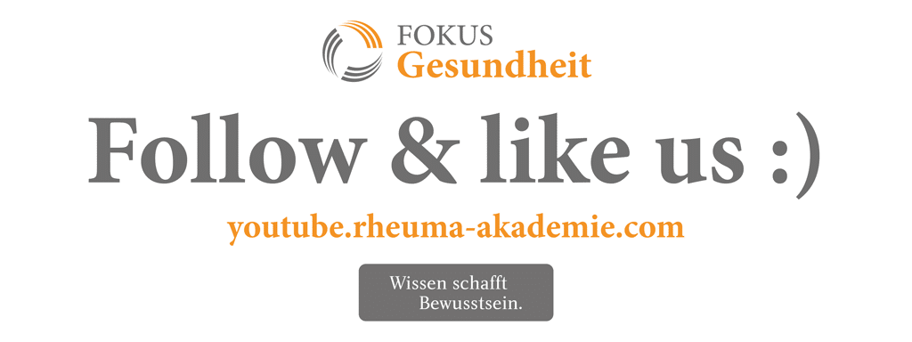 Follow like us Fokus Gesundheit