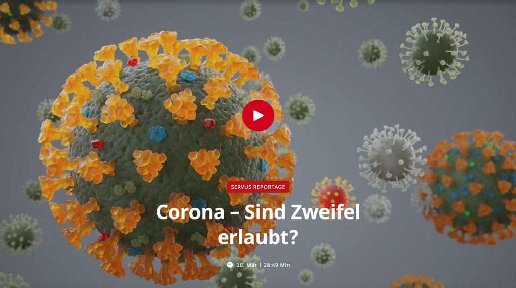 Video ServusTV Corona