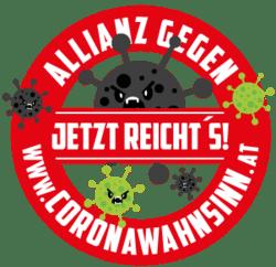 Logo Allianz gegen Coronawahnsinn