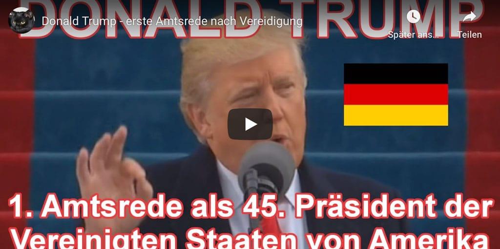 Rheuma Akademie Rede Trump