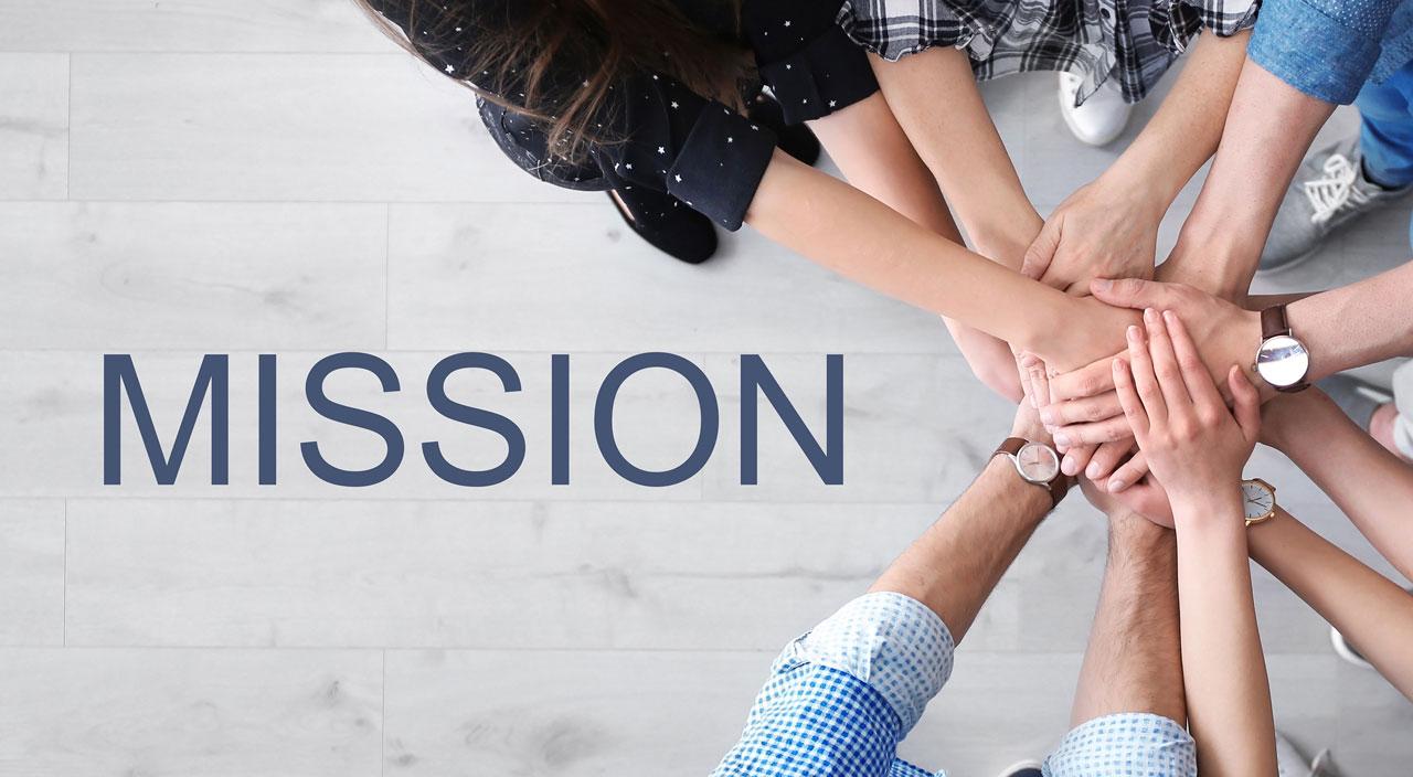 Rheuma Akademie Mission Hände zusammenhalten