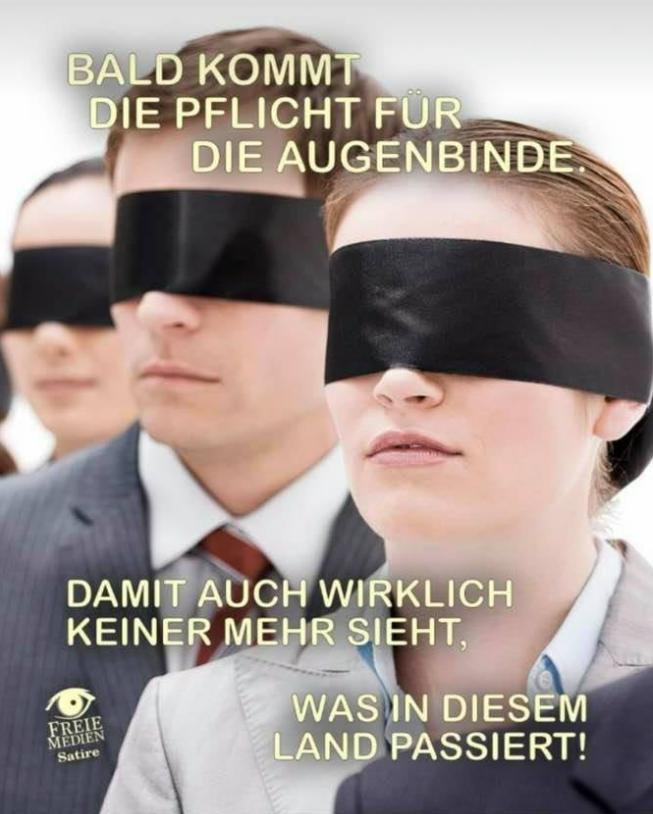 Augenbinde